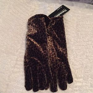 Accessories - Women gloves thinsulate animal prints